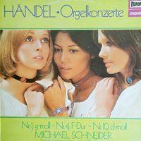 G. F. Handel /Orgel-Konzerte/1973, Europa, LP, NM, Germany