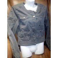 Фирменная куртка -ветровка