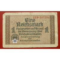 1 рейхсмарка 1940-1945 гг. 219 207294.