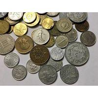 Сборный лот #1.5 - 50 монет, все разные, без СССР и СНГ