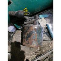 Старая советская паяльная лампа без штока насоса