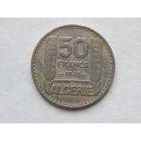 Алжир50 франков 1949г