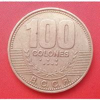 65-28 Коста-Рика, 100 колон 2007 г.