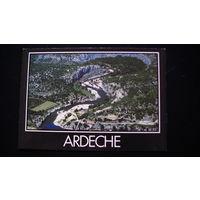 Почтовая карточка. (ARDECHE).  распродажа