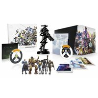 Overwatch collectors edition PS4 Blizzard Новая Не активирована