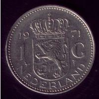1 Гульден 1971 год Нидерланды