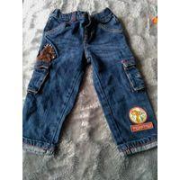 Модные джинсы Груффало на полтора года