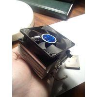 Кулер с радиатором на процессор. FOXCONN