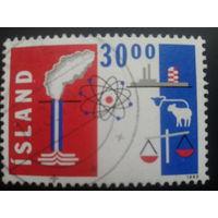 Исландия 1992 экспорт