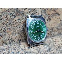 Часы Зим,гильошированный циферблат.Старт с рубля.