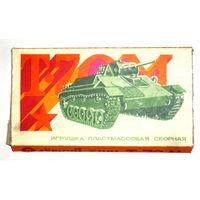 Т-70 танк 1/87 ПОИ МИР КОРПАК
