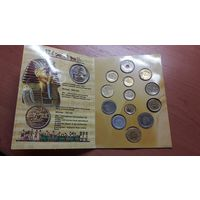 Лот монет Египта