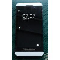 Белый BlackBerry Z10 (STL100-2), Мексика