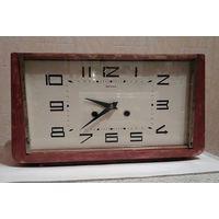 Часы каминные Янтарь с боем СССР Экспортный вариант Рабочие