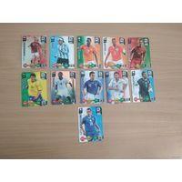 Карточки PANINI SOUTH AFRIKA 2010.Цена за лот.Почтой не высылаю.