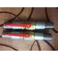 Цветлит Кран шаровой DN 50; PN1,6МПа; 11Б27п5, (вода)