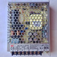 Блок питания 12В, 8.5А, 100Вт Источник Mean Well. 12 Вольт. 8.5 Ампер, 102 Вт. LRS-100-12