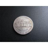 США 5 центов 1998 Р