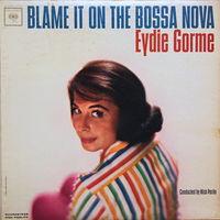 Eydie Gorme, Blame It On The Bossa Nova, LP 1963