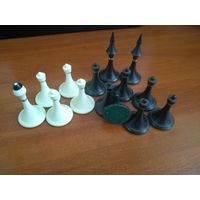 Шахматы советские, шахматные фигуры СССР