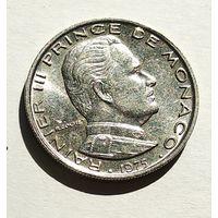Монако 1 франк, 1975 5-4-30