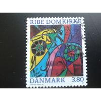Дания 1987 искусство