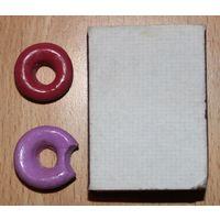 Пончики (еда, сладости для кукол, аксессуары)