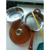 Сковородка-пароварка