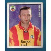 Наклейка # 221 Calcio 98 Merlin's