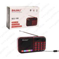Радиоприемник BAIJIALI BJL-180 USB, microSD