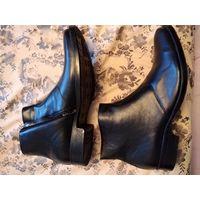 Ботинки зимние 45 размер новые её