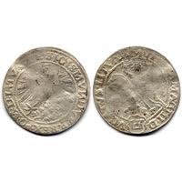 Грош 1535, Жигимонт Старый, Вильно. R2