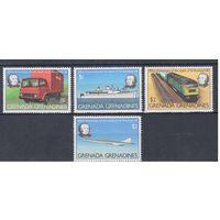 [1192] Гренада-Гренадины 1979.Транспорт.