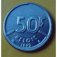 50 франков 1989