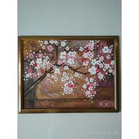 """Картина """"Древо в цвету"""""""