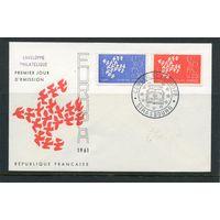 Франция. КПД. Европа СЕРТ - 1961