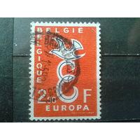 Бельгия 1958 Европа