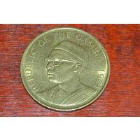 Гамбия 10 бутут 1971