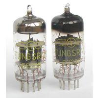 Радиолампа ECC85 Tungsram (двойной триод) e85cc