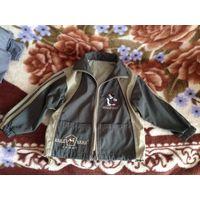 Куртка-ветровка на х/б подкладке р. 98-104