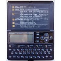 Электронная записная книжка Casio DC-750RS (нерабочая)