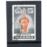 Нигерия.Ми-78.Бронзовый век.1953.