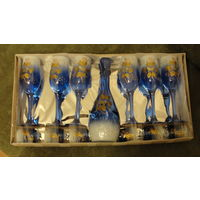 Подарочный набор для вина и чарки для крепких напитков