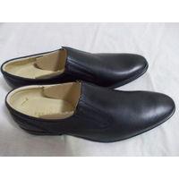 Туфли мужские 46С размер. Кожа. 300мм