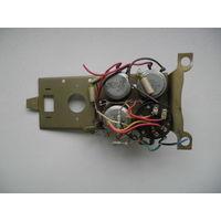 СП-1, регулировочные резисторы