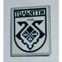 "Значок ""Тольятти"""