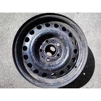 Диск колесный стальной R15 6,5j pcd5x112 et49 dia70