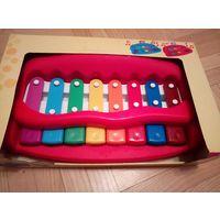 Музыкальная игрушка Мое первое пианино Simba