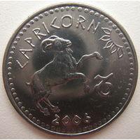 Сомалиленд 10 шиллингов 2006 г. Козерог