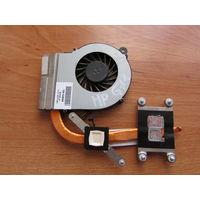 HP G72 система охлаждения 595833-001